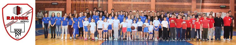 """Košarkaški klub """"Radnik"""" Križevci"""